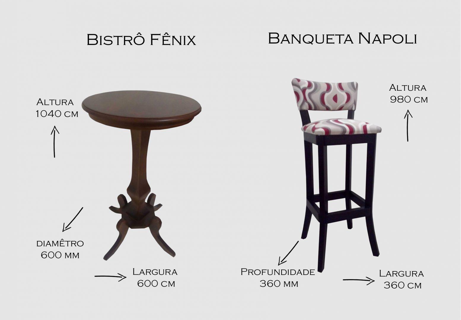 Banqueta_Napoli_e_Bistro_fênix